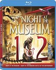 Night at the Museum 1 & 2 [Blu-ray]