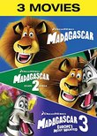 Madagascar / Madagascar: Escape 2 Africa / Madagascar 3: Europe?s Most Wanted
