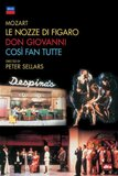 Mozart - The Da Ponte Operas / Cosi fan Tutte, Don Giovanni, Le Nozze di Figaro - Peter Sellars, Wiener Symphoniker