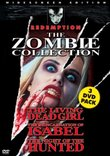 The Zombie Collection (The Living Dead Girl / The Reincarnation of Isabel / The Night of the Hunted)