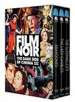 Film Noir: The Dark Side of Cinema III [Abandoned / The Lady Gambles / The Sleeping City] [Blu-ray]
