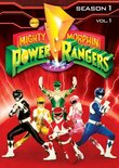 Mighty Morphin Power Rangers: Season 1, Vol.1