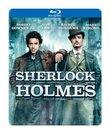 Sherlock Holmes (SteelBook Packaging) [Blu-ray]