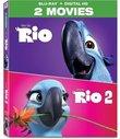 Rio 2-Movie Collection [Blu-ray]