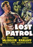 The Lost Patrol - Authentic Region 1 DVD from Warner Brothers starring Victor McLaglen, Boris Karloff, Wallace Ford, Reginald Denny & Directed by JOHN FORD