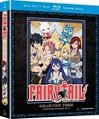 Fairy Tail: Collection Three (Blu-ray/DVD Combo)