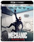 Mechanic Resurrection [4K Ultra HD + Blu-ray + Digital HD]