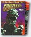 Godzilla - 5 Rampaging Movies