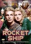 Rocket Ship - Deluxe Widescreen/ Fullscreen Color Toned Edition