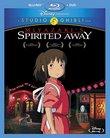 Spirited Away (2-Disc Blu-ray + DVD Combo Pack)