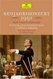 New Year's Concert 1991 [DVD Video]