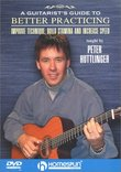 DVD-A Guitarist's Guide To Better Practicing