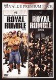 WWE Royal Rumble 2009 & 2010 (WWE Value Premium Pack)