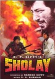 Sholay- 1975 (Classic Amitabh Dharmendra Hindi Film / Bollywood Movie / Indian Cinema DVD)