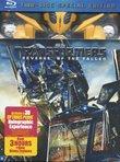Transformers Revenge of the Fallen 2-disc Blu-ray