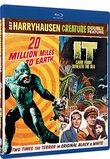 20 Million Miles To Earth / It Came From Beneath The Sea - Ray Harryhausen BD Double Feature [Blu-ray]