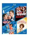 4 Film Favorites: Will Ferrell [Blu-ray]