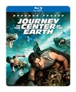 Journey to the Center of the Earth (SteelBook Packaging) [Blu-ray]