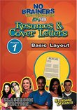 Standard Deviants School - No-Brainers on Resumes & Cover Letters, Program 1 - Basic Layout (Classroom Edition)