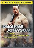 Dwayne Johnson 3-Movie Collection (Doom / The Scorpion King / The Rundown) [DVD]