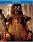 The Hobbit: An Unexpected Journey (Blu-ray 3D/Blu-ray/DVD + UltraViolet Digital Copy Combo Pack)