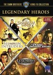 Legendary Heroes (Legendary Weapons of China / The Shadow Whip / The Shaolin Intruders / The Deadly Breaking Sword)