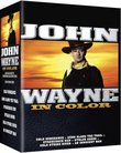 John Wayne Movie 6-pk - All 6 Movies are In COLOR! Also Includes the Original Black-and-White Versions which have been Beautifully Restored and Enhanced!