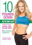 10 Pounds DOWN: Better Body Blast DVD