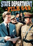State Department File 649