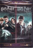 Harry Potter and the Order of the Phoenix / Harry Potter and the Half-Blood Prince LIMITED EDITION DOUBLE FEATURE DVD SET