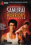 The Greatest Martial Arts Legends of All Times Samurai Warriors Collection