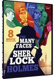 Many Faces of Sherlock Holmes, The - 8 Mystery Collection
