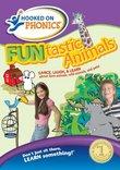 Hooked on Phonics: Funtastic Animals