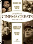 United Artists Cinema Greats Collection, Set 3 (12 Angry Men / A Bridge Too Far / Judgment At Nuremberg / Paths Of Glory)