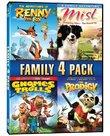 Family 4 Pack