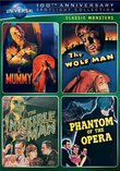 Classic Monsters Spotlight Collection (The Mummy (1932) / The Wolf Man / The Invisible Man / Phantom of the Opera (1943))
