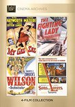 My Gal Sal; The Fighting Lady; Wilson; Sons And Lovers