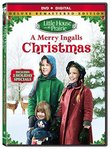 Little House on the Prairie: A Merry Ingalls Christmas [DVD + Digital]