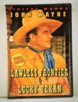 Double Feature: Lawless Frontier & Lucky Texan