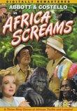 Africa Screams [Slim Case]