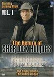 The Return of Sherlock Holmes, Vol. 1 - The Empty House & The Abbey Grange