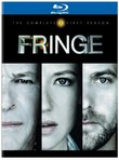 Fringe: The Complete First Season (+ BD-Live) [Blu-ray]