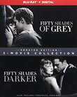 Fifty Shades of Grey / Fifty Shades Darker 2-Movie Collection - Unrated Edition Blu-ray + Digital + Fifty Shades Freed Fandango Cash