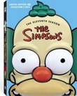 The Simpsons - The Eleventh Season (Collectible Krusty Head Pack)