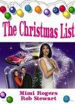 The Christmas List (1997) Mimi Rogers Rob Stewart (DVD)