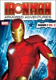 Iron Man: Armored Adventures Season 2 Vol 2