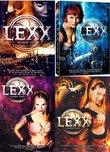 Lexx - Season One / Season Two / Season Three / Season Four (4 Pack) (Boxset)