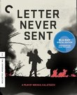 Letter Never Sent (Criterion Collection) [Blu-ray]