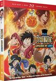 One Piece: Episode of Sabo (The Three Brothers' Bond / The Miraculous Reunion / The Inherited Will) [Blu-ray]
