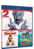 Holy Man & Gone Fishing - Blu-ray Double Feature